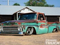 WANTED - Chevrolet C10 Truck Pickup 1963-1966
