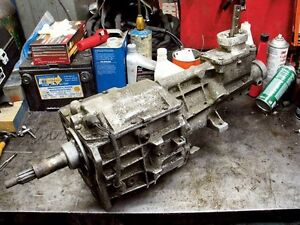 1988 ford mustang v8 world class t5 transmission for sale