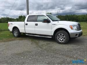 F150 2012 XLT Supercrew SWB 4x4