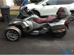 Can Am Spyder RT Limited 2014