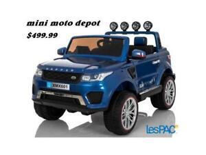 UTV BUGGY 24VOLTS 4X4 MINI MOTO DEPOT 450-686-6686