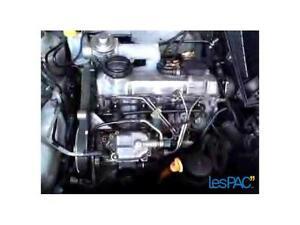 entretien et réparation de VW TDI
