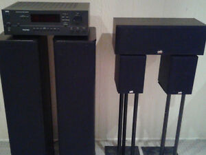HIGH QUALITY NAD/PSB SURROUND SOUND SYSTEM West Island Greater Montréal image 1
