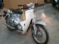 1983 Honda C70 PASSPORT