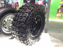 "Brand New Muddy's on KMC 20"" alloys ONLY $2990!! Warana Maroochydore Area Preview"