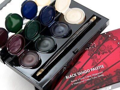 Make Up For Ever Black Tango Palette Aqua Creams GORGEOUS! NIB!