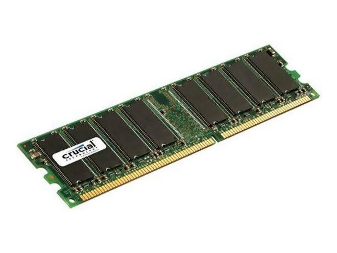 Crucial PC3200 DDR ECC RAM