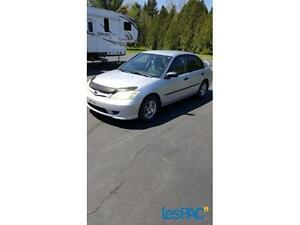 2004 Honda Civic Berline