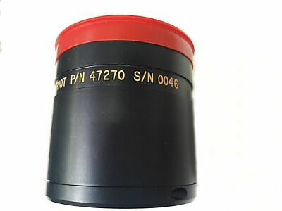 Cvi Melles Griot Scan Lens Uv 355nm 2x24x4 -new-