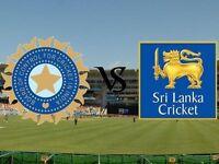 India Vs Srilanka 4 x Tickets Kia Oval CT17