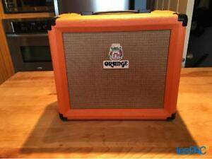 Ampli Orange Crush Amplifier