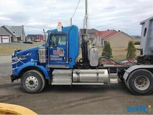 Camion Kenworth T800 2008