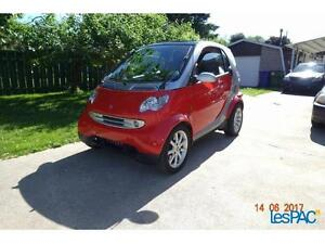 2006 Smart Fortwo passion CDI turbo diesel intercooler