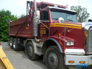 Camion 12 roues Freightliner