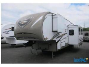 Fifthwheel Roulotte Crossraods Cruiser aire 30DB 2014.