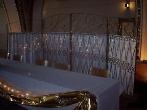 Location décoration table d'honneur