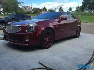2006 Cadillac CTS cts-v Berline