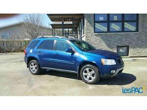 2008 Pontiac Torrent AWD PODIUM VUS
