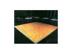 Location de plancher de danse