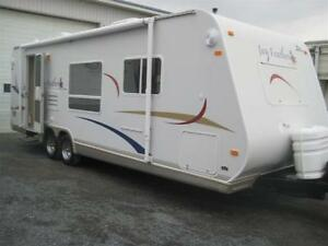 Jayco Jay Feather 26S 2006 super condition plusieurs extras