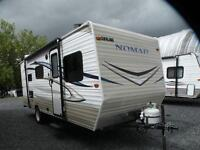 Roulotte Nomad Skyline 2013 - 20 pieds
