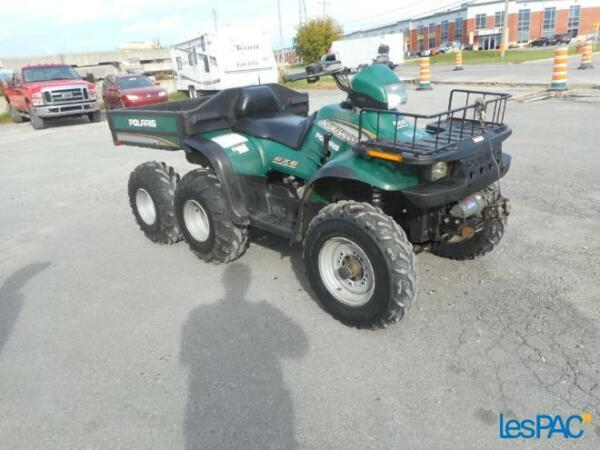 Used 2001 Polaris BIG BOSS 6X6