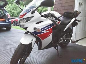 Honda CBR125 RTE 2014 Coteau-du-Lac