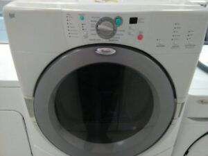 Electric Whirlpool Duet dryer