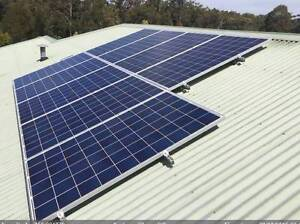 5.72 kw Premium Tier 1 Solar Panels with German Owned Inverter Parramatta Parramatta Area Preview
