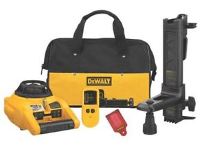 Dewalt Self-leveling Rotary Laser Kit - *NEW*