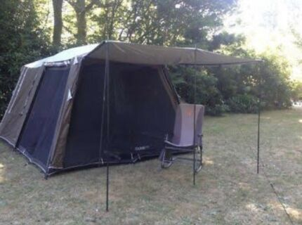 Dune fraser 4wd tent & tents sale in Concord West 2138 NSW | Camping u0026 Hiking | Gumtree ...