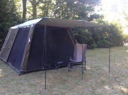 Dune fraser 4wd tent & Dune Sturt II 4V Dome Tent | Camping u0026 Hiking | Gumtree Australia ...