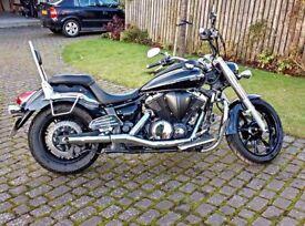 Yamaha XVS 950A 2011