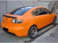 Matte Orange Vinyl Wrap All purpose Decal Sticker Sheet Multi Sizes Available