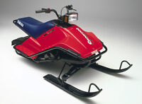 Looking for Yamaha Sno Scoot in any shape or Snoscoot parts