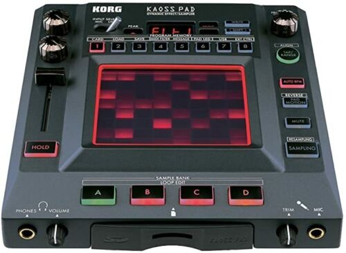 Korg Dj For Effector / Sampler Kaoss Pad 3 KP-3
