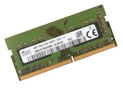 4GB DDR4 Notebook RAM PC4-2400T-S Hynix 2400 Mhz SO DIMM SODIMM Laptop