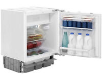 Almost new: BOSCH KUL15A60GB - Integrated Under Counter Fridge