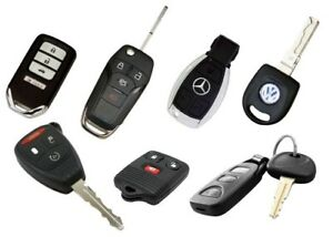 CAR KEYS CUTTING & PROGRAMMING ALL Keys LOST