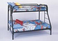 ★LORD SELKIRK FURNITURE ★METAL T/D BUNK BED FRAME *$229.*★