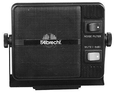 Albrecht CB 20/905, Funklautsprecher mit Filter, Neu + OVP