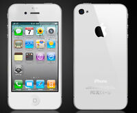 Apple iPhone 4S for Bell and Virgin Mobile - in White