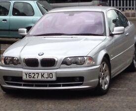 BMW 3 series 2.2ci sport auto