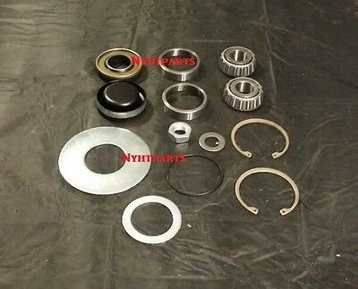2238396 223-8396 Idler Front Wheel Kit 14 Caterpillar 247 257 247b 257b Asv