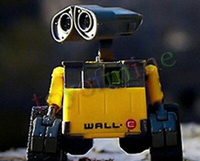Wall-E Set Toy Robot Valley Figura Auto Movie giocattolo presenta per i bambini