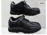 Boys Kangol School Shoes - Size 12