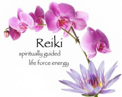 REIKI GATHERINGS