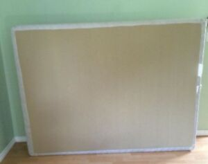 Queen size box spring - 2 yrs old