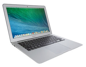"APPLE MACBOOK AIR 13"" i5 1.4GHZ 8GB 128GB Battery Cycles 6"