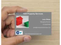 Do You Require Affordable Property Maintenance / Decorating / Cleaning Services ?